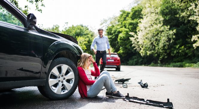 4 Common Types of Car Accident Injuries in Florida